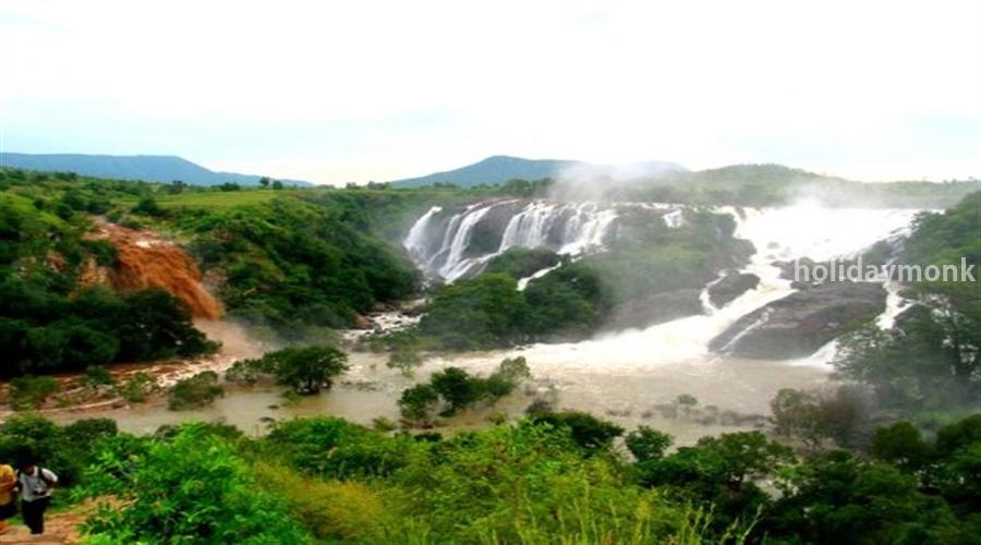 Barachukki shivanasamudram