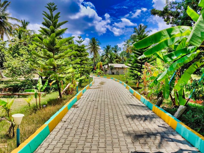 Green resorts near Bangalore