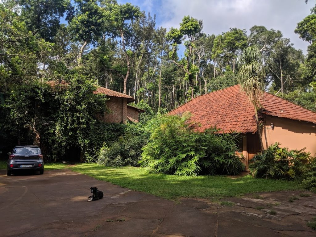 Corporate team outing homestay in Coorg