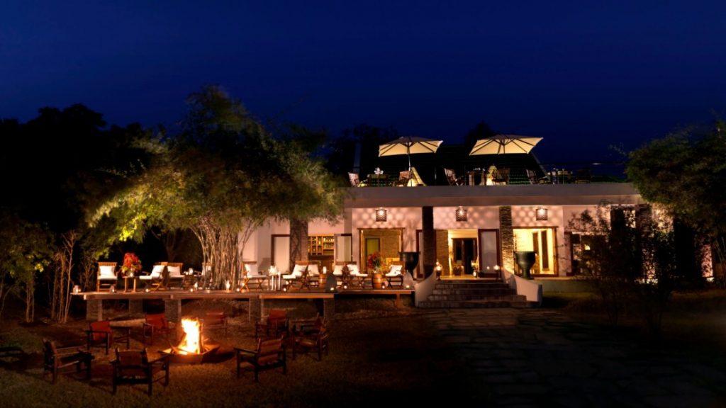 luxury Corporate team outing resort in Kabini