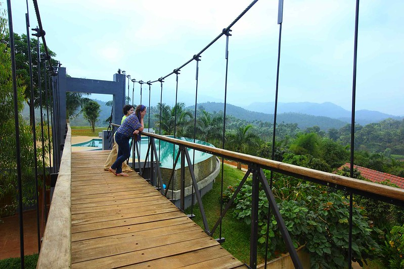 Corporate team outing in Wayanad